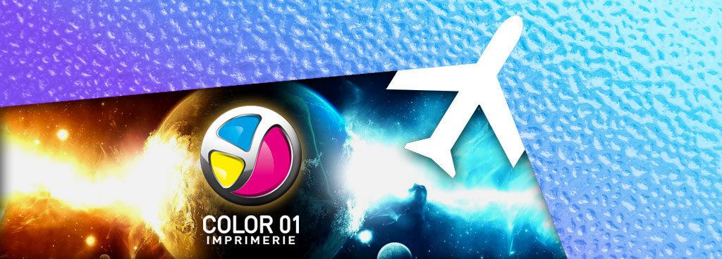 Color 01 : design et graphisme pour impression, élaboration de charte graphique, identité visuelle
