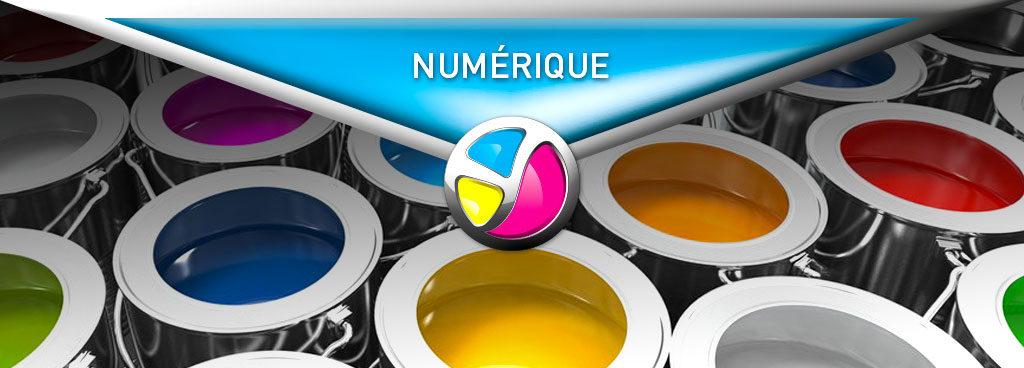 Imprimerie Color 01 : impression numérique