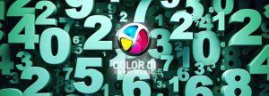 Color 01 : incrémentation de données PAO