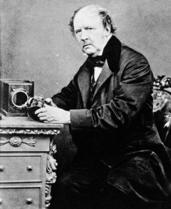 William Henry Fox Talbot : inventeur du Calotype