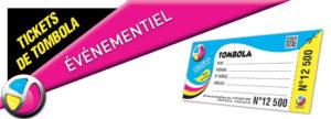Imprimerie Color 01 : impression de tickets de tombola et jeux à gratter