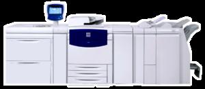Imprimerie Color 01 : impression numérique CMJN sur presse XEROX