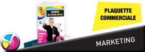 Imprimerie Color 01 : impression de plaquettes commerciales
