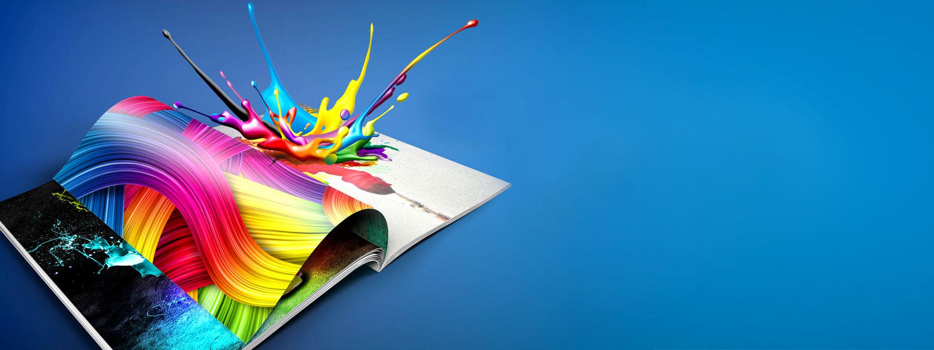 Imprimerie Color 01 : imprimer est notre métier